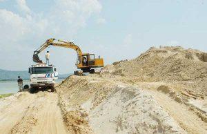 cát xây dựng giá rẻ tại hcm