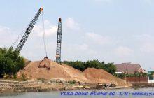 Cung cấp báo giá cát xây dựng đổ bê tông tại tphcm
