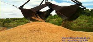 Cát vàng là gì | cát vàng xây dựng