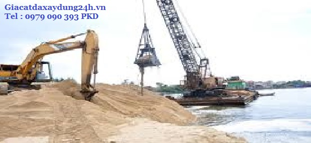 Giá cát vàng xây dựng hiện nay