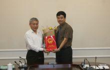Bộ Xây dựng bổ nhiệm Vụ trưởng Vụ Vật liệu xây dựng