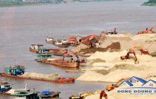 Nhà cung cấp việt liệu cát đá xây dựng tại bình tân - Đông Dương SG
