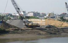 Cung cấp báo giá cát đá xây dựng tại tphcm