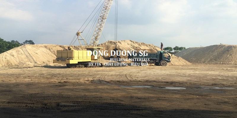 Báo giá cát tô xây dựng tại quận 9