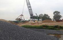 Bảng báo giá cát đá xây dựng tháng 9/2017