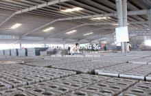 Kho, nhà máy sản xuất gạch | gạch không nung - gạch block