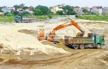 Bảng báo giá cát bê tông được cung cấp cam kết chất lượng đảm bảo