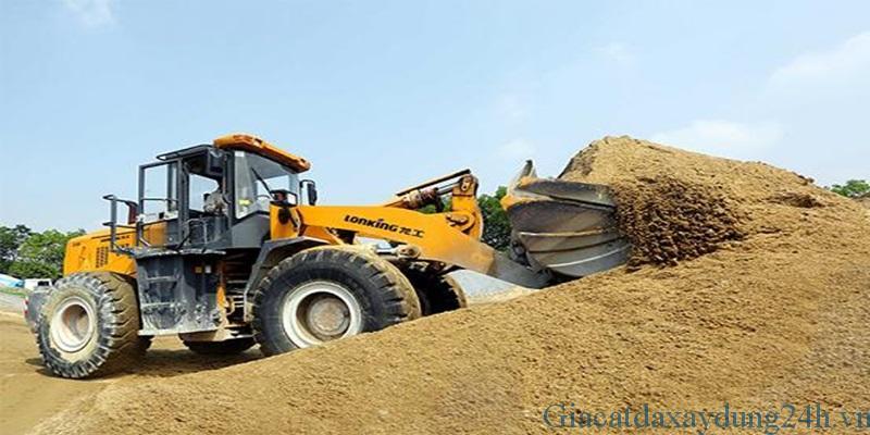 Giá cát bê tông hôm nay được cập nhật tại công ty vật liệu xây dựng chúng tôi.